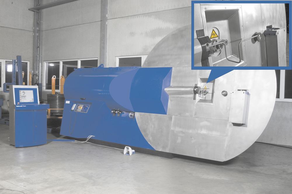 Zubehör für Korbschweißmaschinen und Mattenschweißanlagen bei mbk