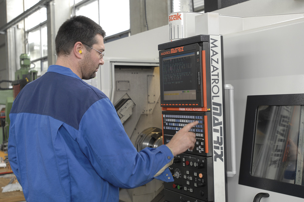 contract manufacturing mbk Maschinenbau GmbH