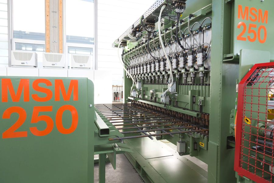 mbk msm 250 b production line detail
