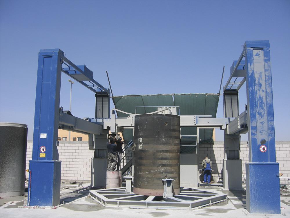 Sondermaschine von mbk Maschinenbau GmbH