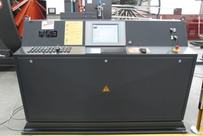mbk Maschinenbau refurbishments on assembly terminal