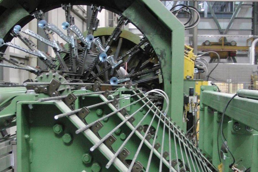 mbk Maschinenbau refurbishments on machine